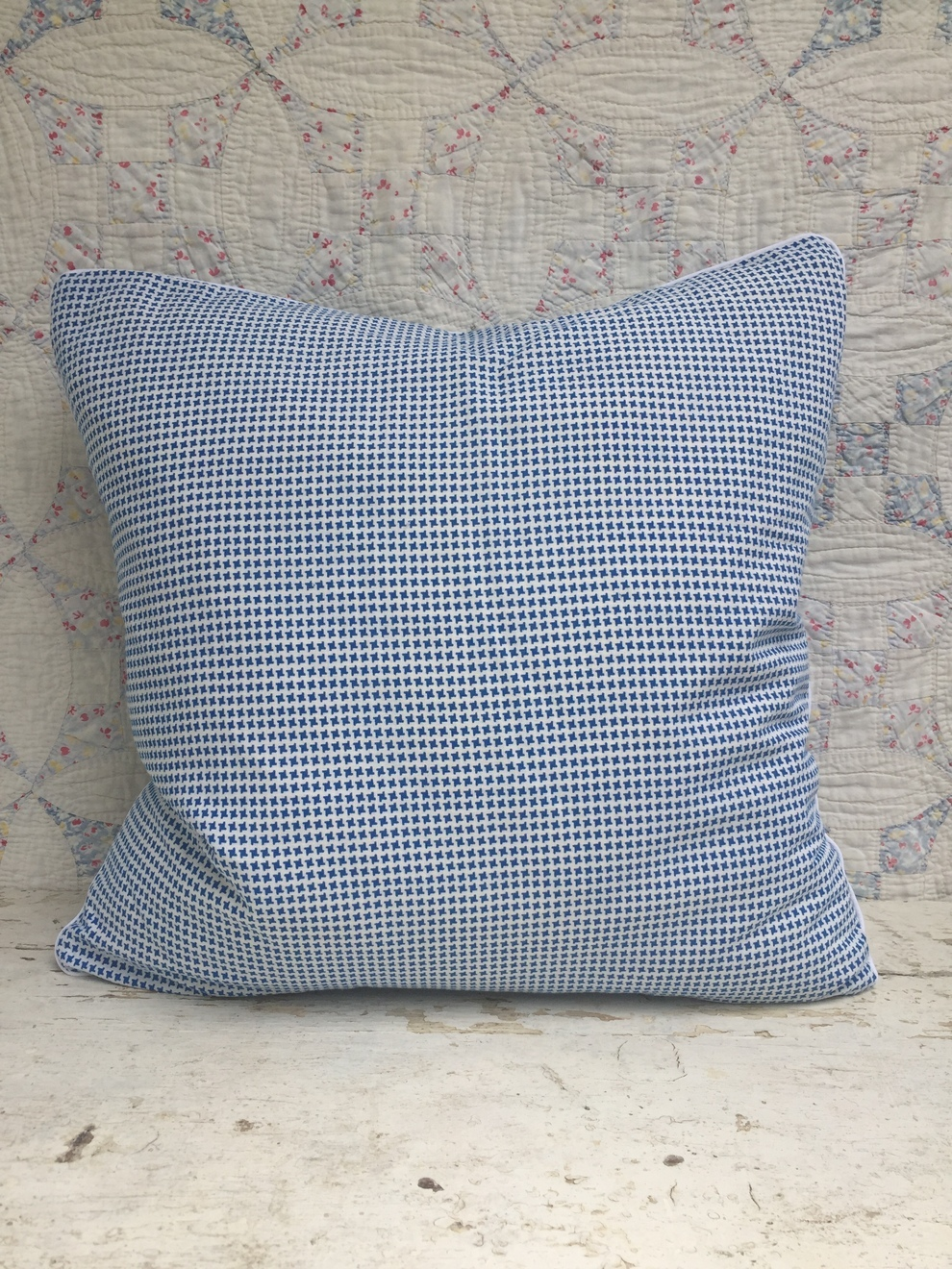 Clara Feedsack Pillow