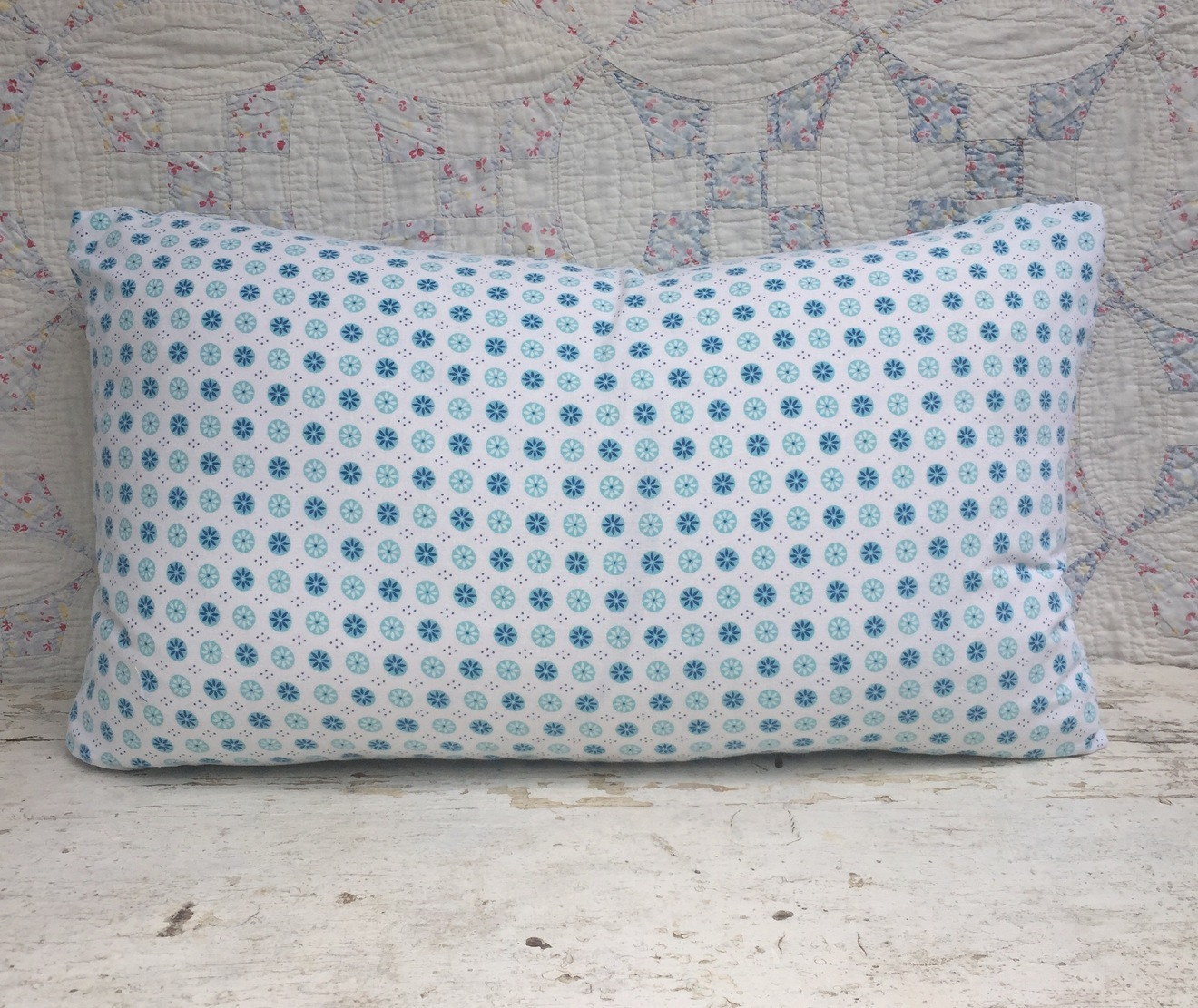 Alice Feedsack Pillow