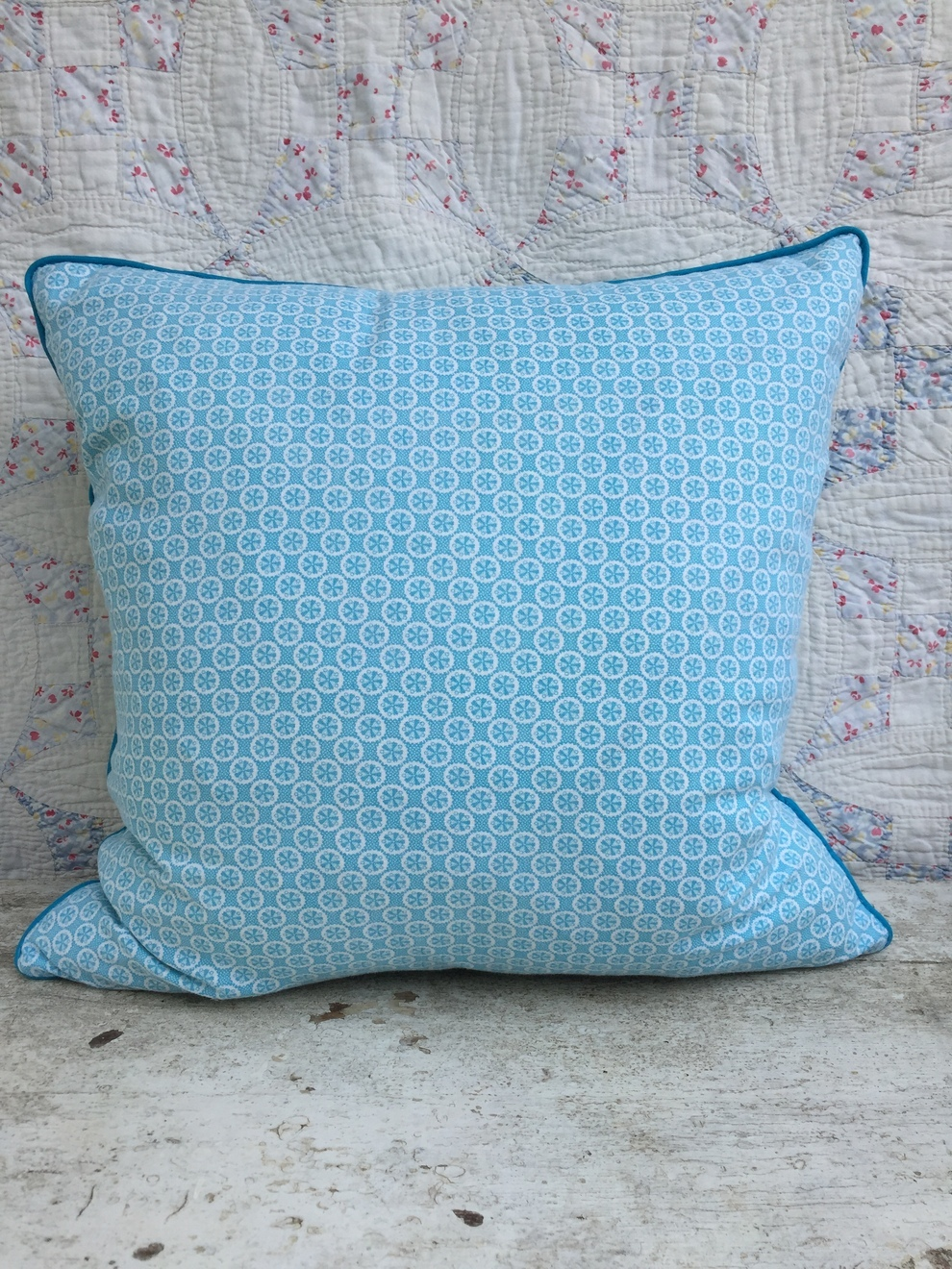 Penelope Feedsack Pillow