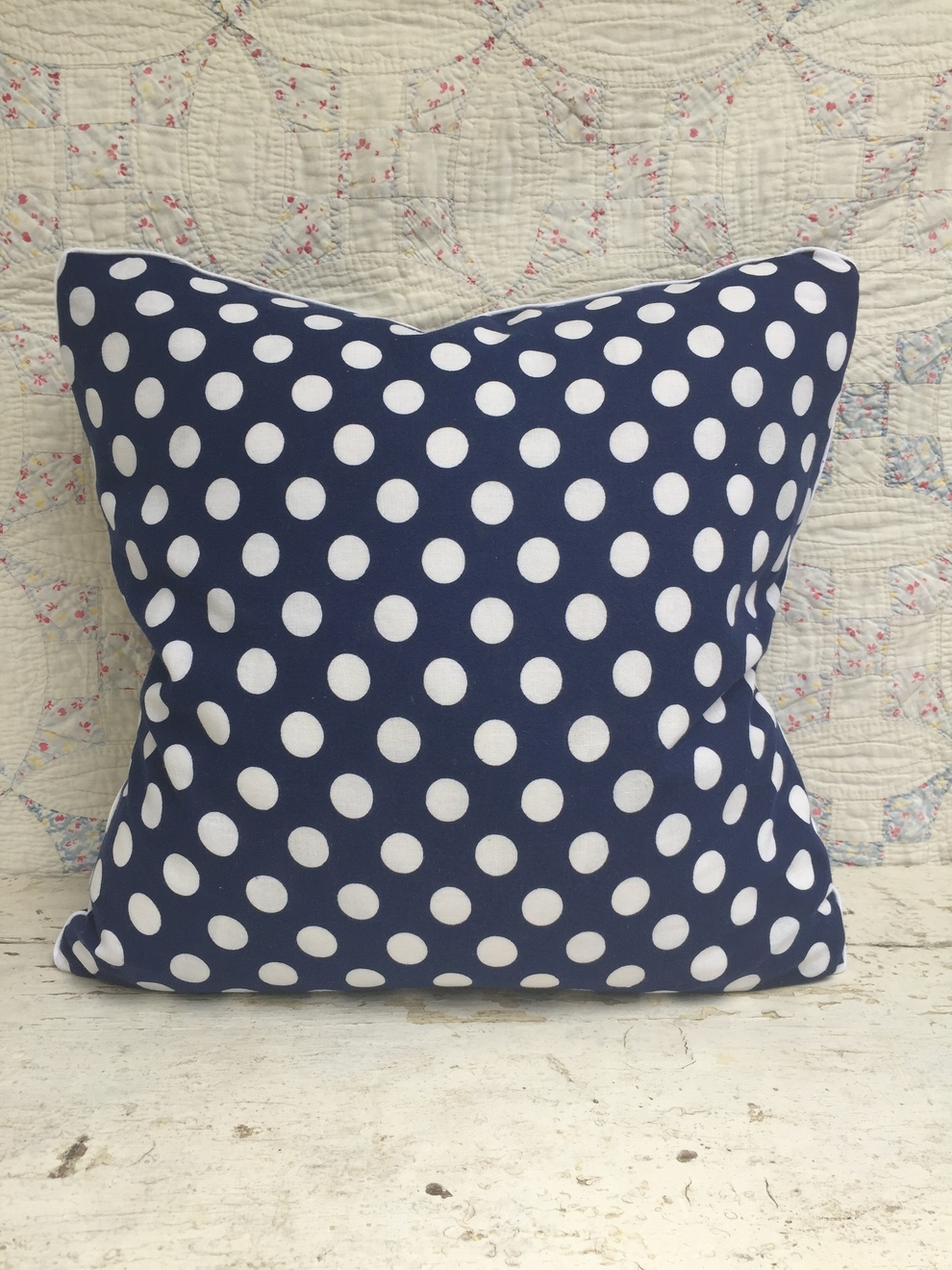 Dorothy Feedsack Pillow