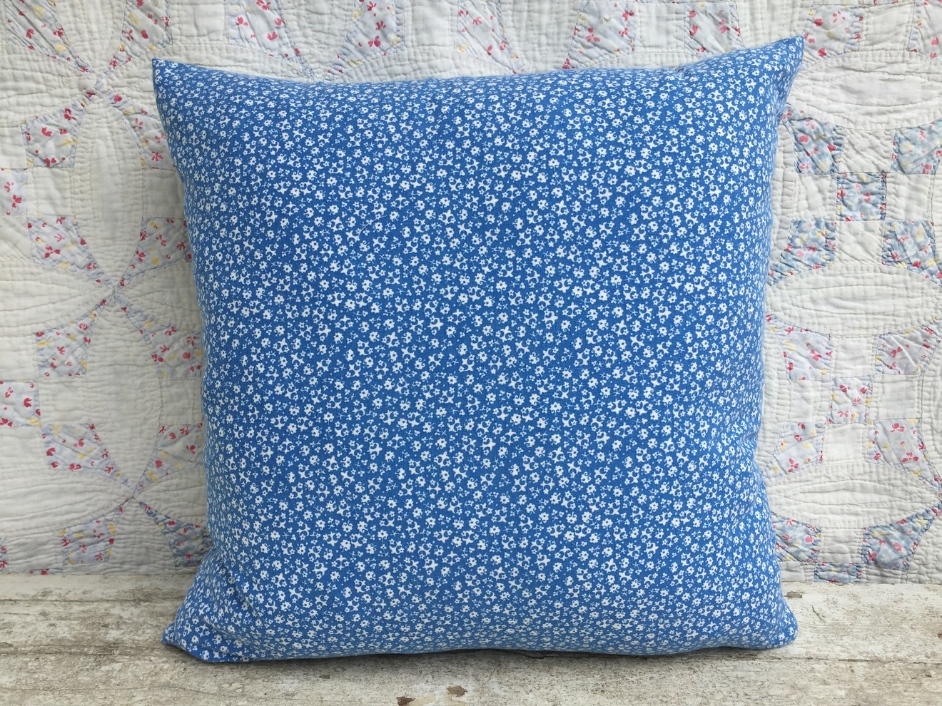 Ida Feedsack Pillow