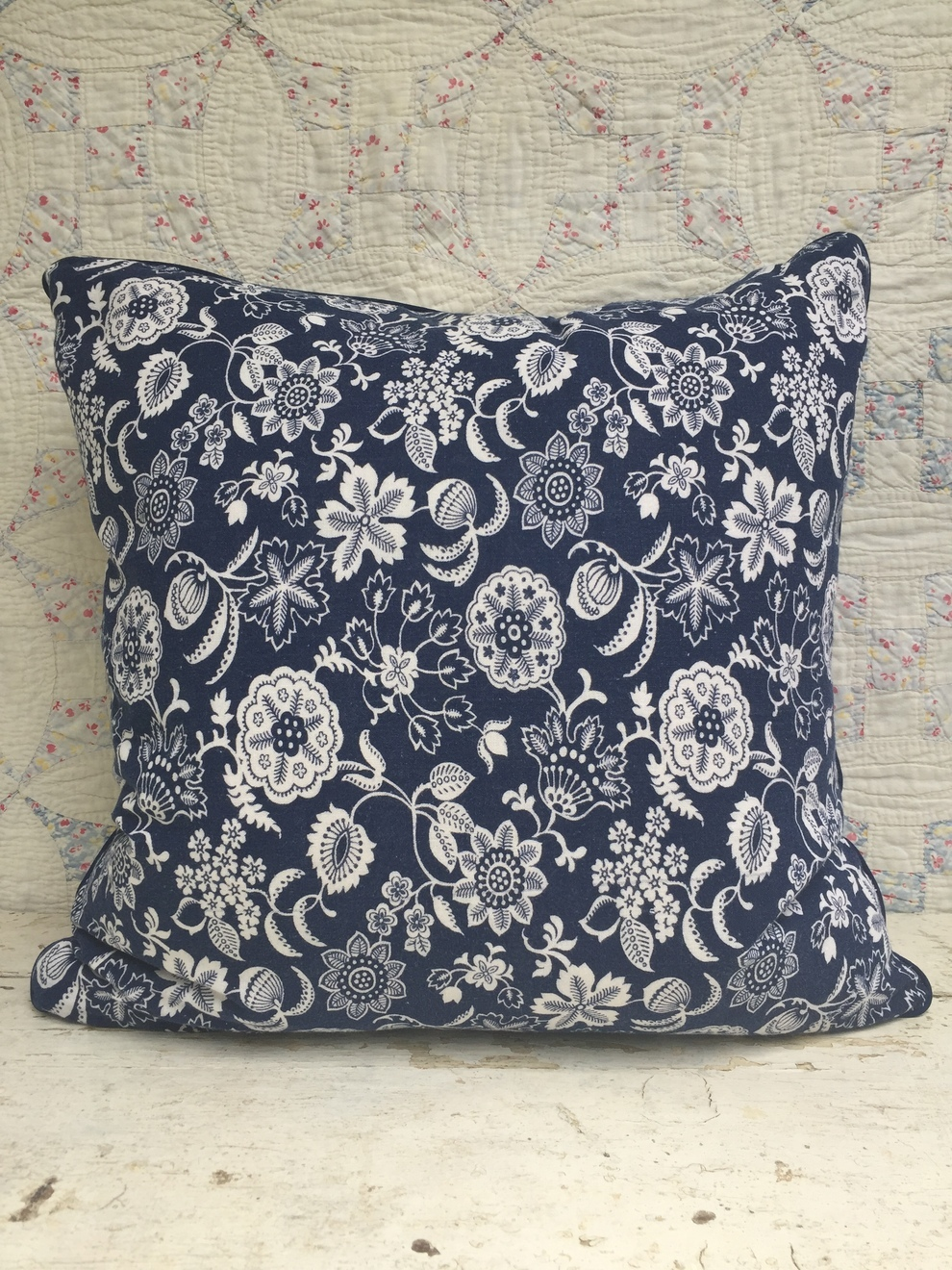 Gemma Feedsack Pillow