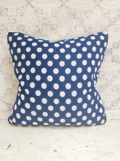 Dorothy Vintage Feedsack Pillow