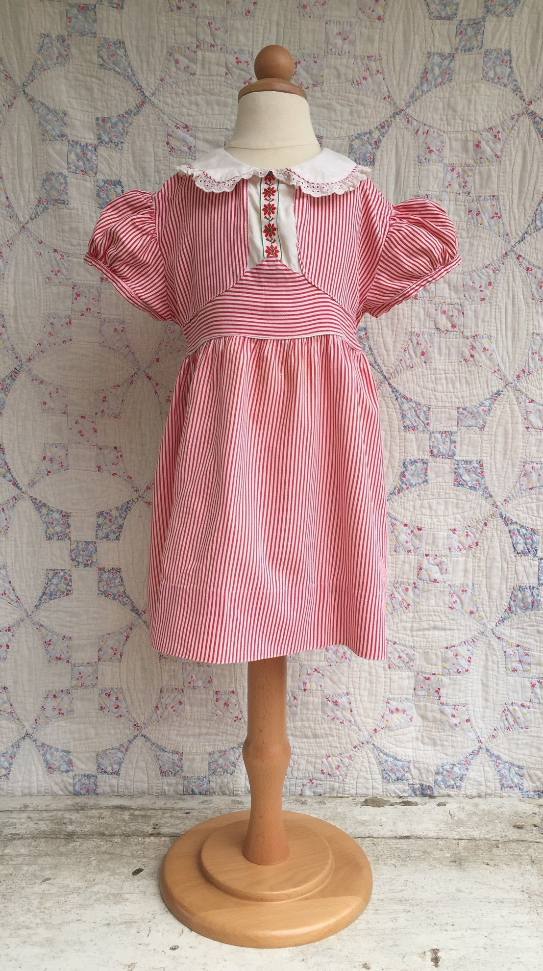 Candy Striper Dress